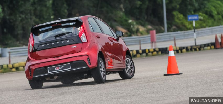 FIRST DRIVE: 2019 Proton Iriz – a more in-depth look Image #928071