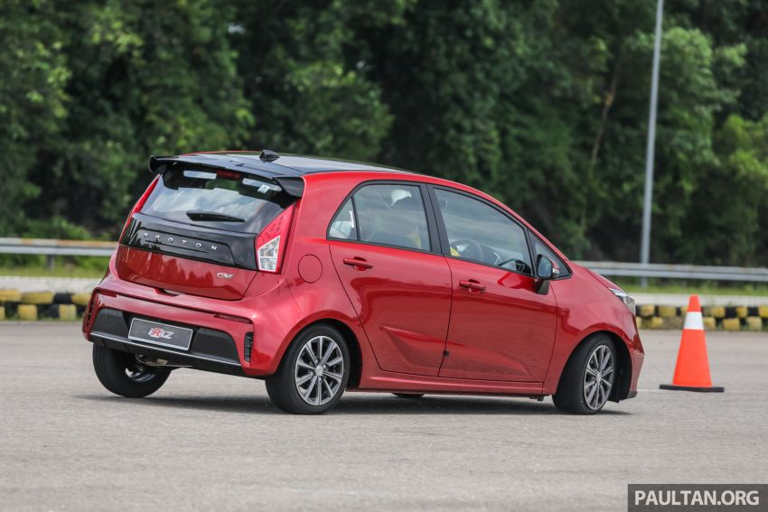 FIRST DRIVE: 2019 Proton Iriz – a more in-depth look Image #928074