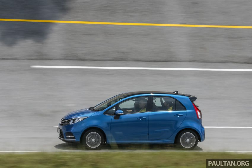 FIRST DRIVE: 2019 Proton Iriz – a more in-depth look Image #928076