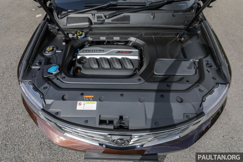 PANDU UJI: Proton X70 serlah gaya & prestasi sederhana – mampukah jadi SUV paling popular? Image #933074