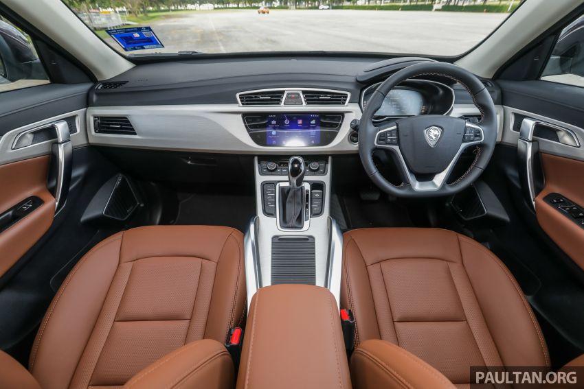PANDU UJI: Proton X70 serlah gaya & prestasi sederhana – mampukah jadi SUV paling popular? Image #933077