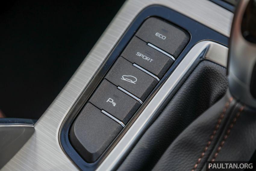 PANDU UJI: Proton X70 serlah gaya & prestasi sederhana – mampukah jadi SUV paling popular? Image #933087