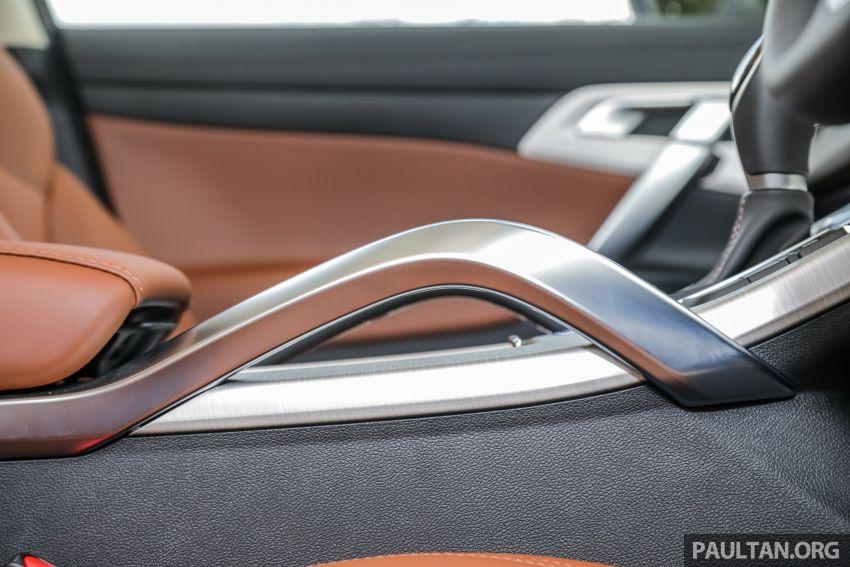 PANDU UJI: Proton X70 serlah gaya & prestasi sederhana – mampukah jadi SUV paling popular? Image #933096