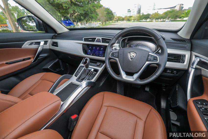 PANDU UJI: Proton X70 serlah gaya & prestasi sederhana – mampukah jadi SUV paling popular? Image #933103