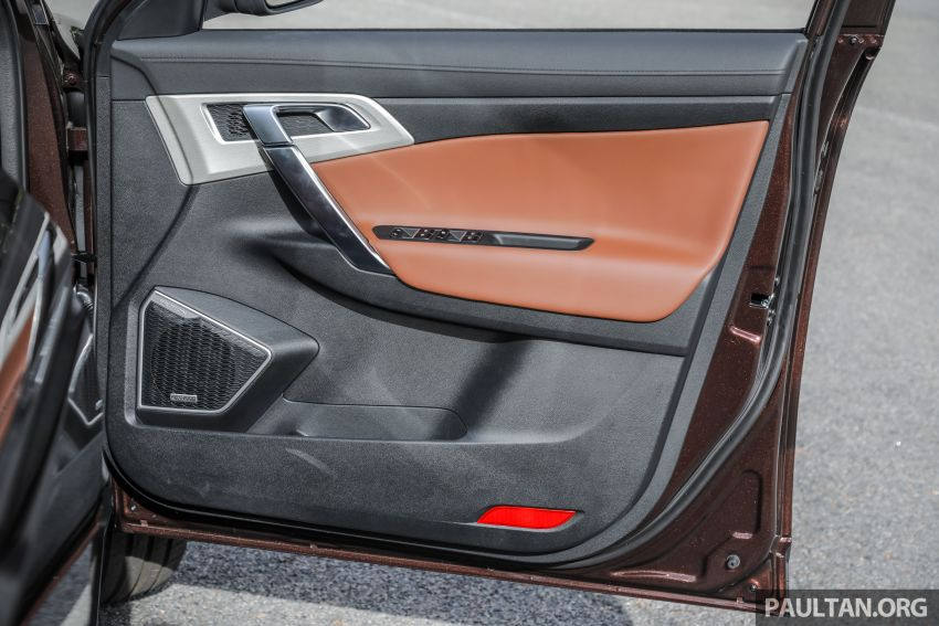 PANDU UJI: Proton X70 serlah gaya & prestasi sederhana – mampukah jadi SUV paling popular? Image #933122