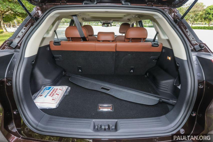 PANDU UJI: Proton X70 serlah gaya & prestasi sederhana – mampukah jadi SUV paling popular? Image #933138