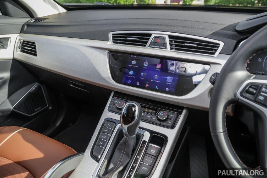 PANDU UJI: Proton X70 serlah gaya & prestasi sederhana – mampukah jadi SUV paling popular? Image #933081