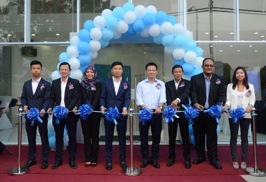 Proton lancar pusat 3S pertama di Kluang, Johor Image #931741