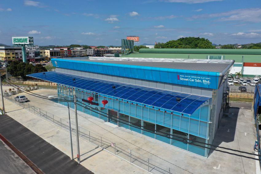 Proton lancar pusat 3S pertama di Kluang, Johor Image #931742