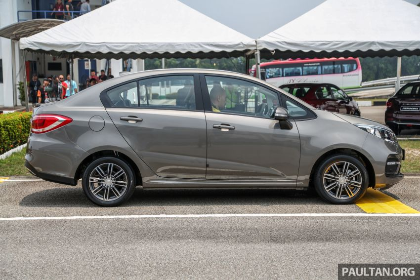 2019 Proton Persona facelift previewed, March launch Image #932765
