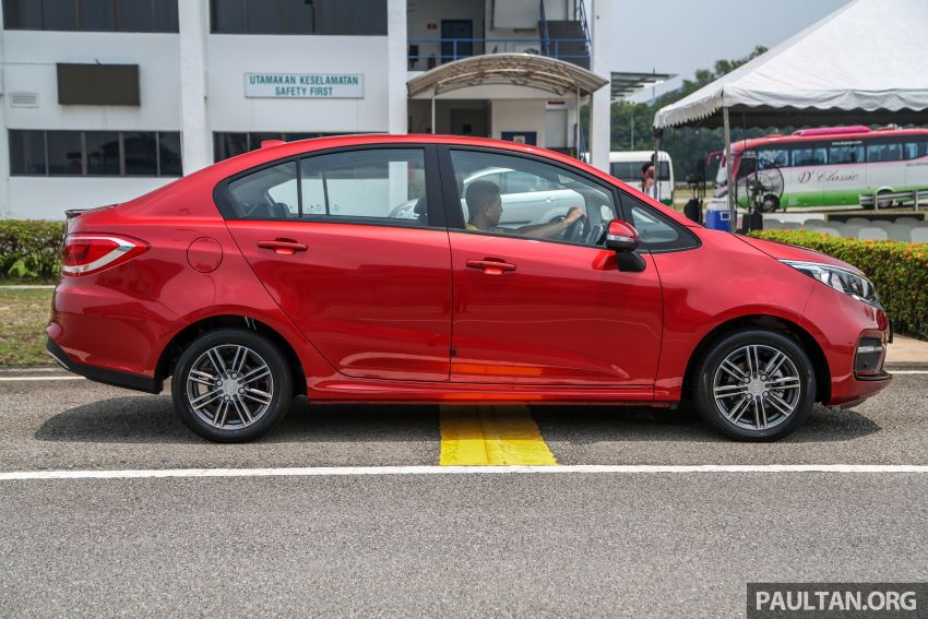 2019 Proton Persona facelift previewed, March launch Image #932758