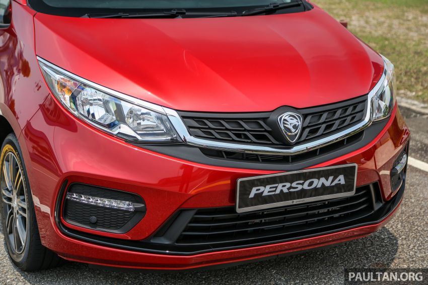 2019 Proton Persona facelift previewed, March launch Image #932759