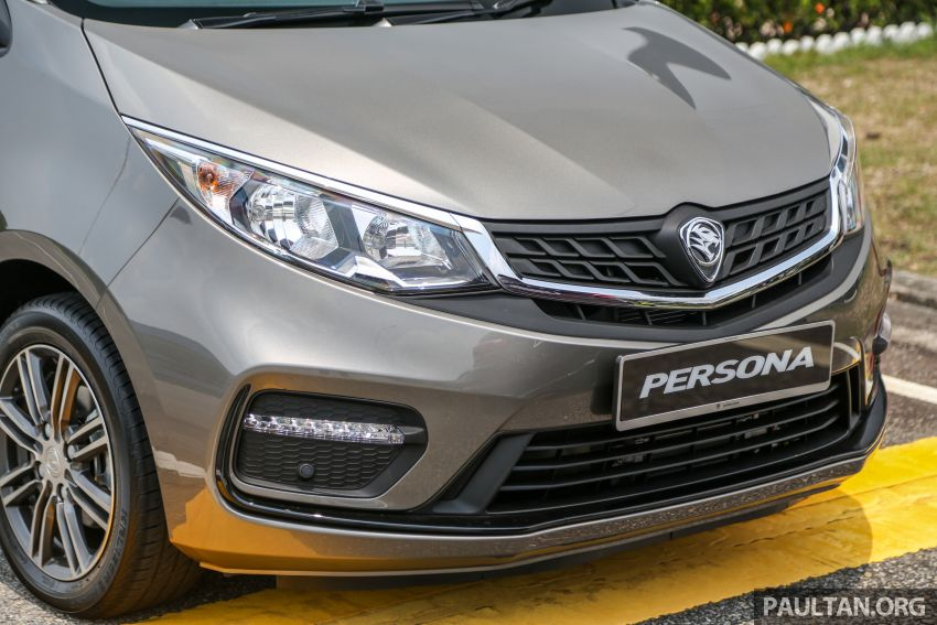 2019 Proton Persona facelift previewed, March launch Image #932763