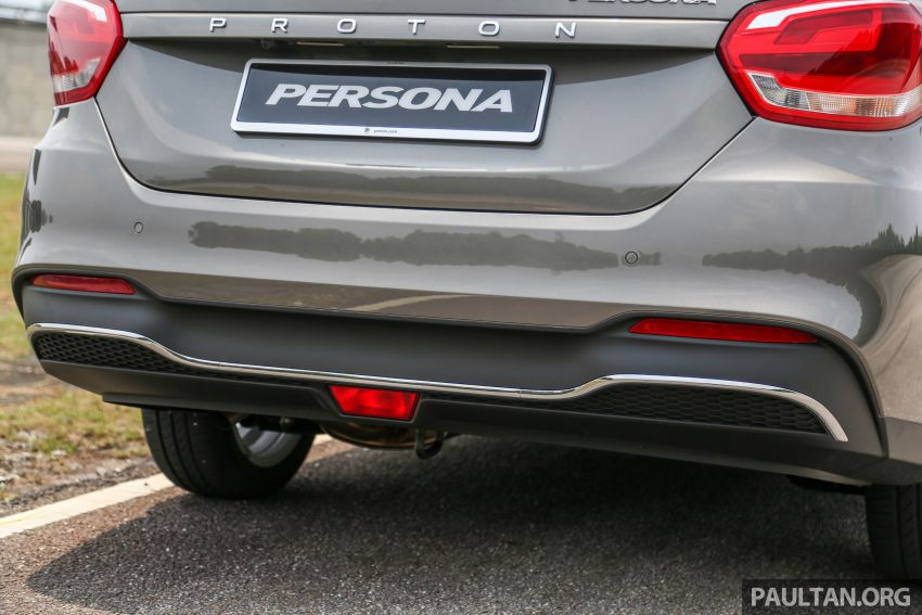 2019 Proton Persona facelift previewed, March launch Image #932659