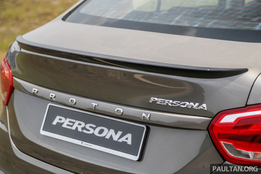 2019 Proton Persona facelift previewed, March launch Image #932660