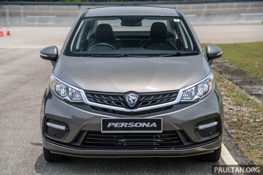 2019 Proton Persona facelift previewed, March launch Image #932652