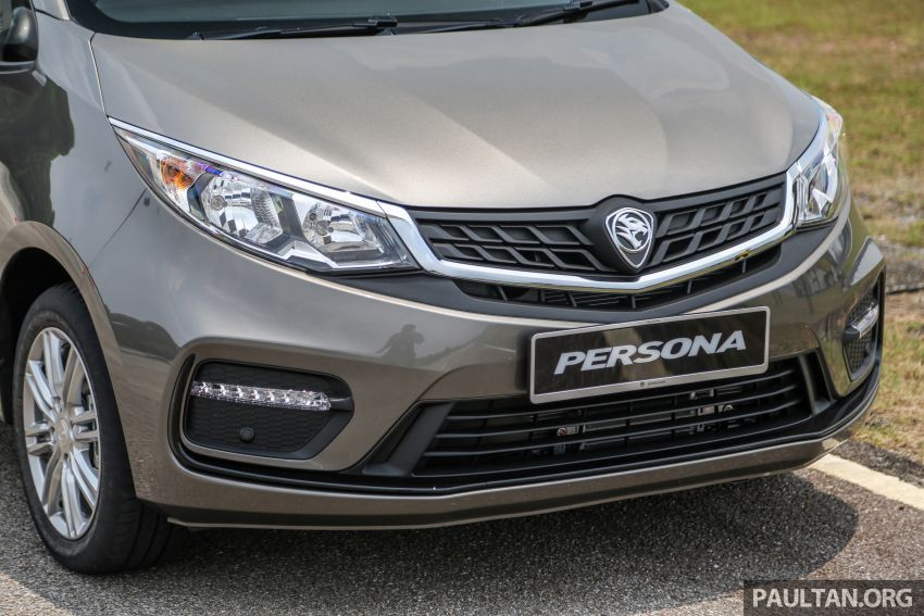 2019 Proton Persona facelift previewed, March launch Image #932655