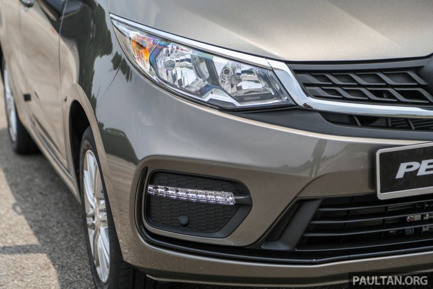 2019 Proton Persona facelift previewed, March launch Image #932656