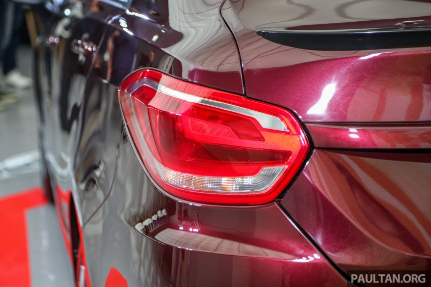 2019 Proton Persona facelift previewed, March launch Image #932352