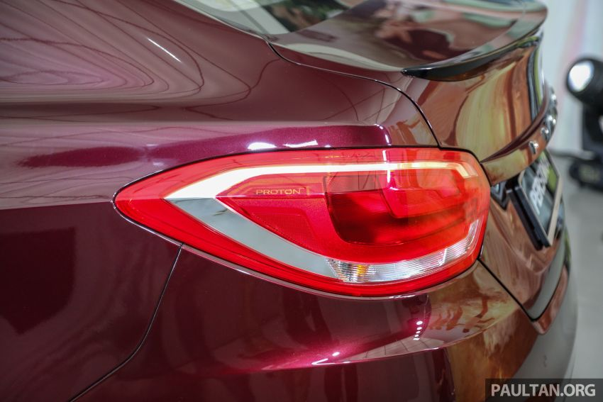 2019 Proton Persona facelift previewed, March launch Image #932354