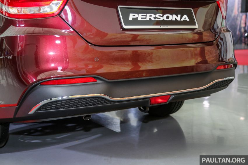 2019 Proton Persona facelift previewed, March launch Image #932359