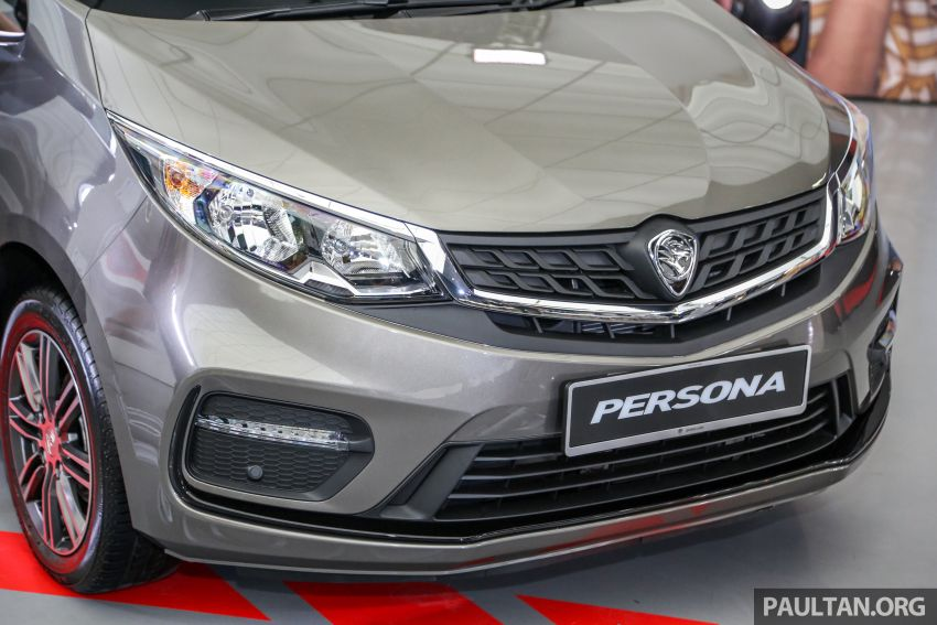 2019 Proton Persona facelift previewed, March launch Image #932373