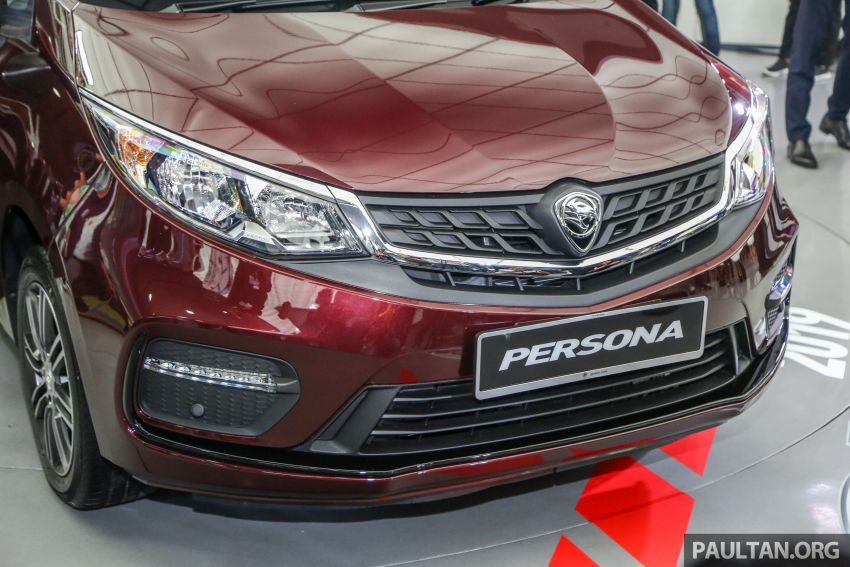 2019 Proton Persona facelift previewed, March launch Image #932333