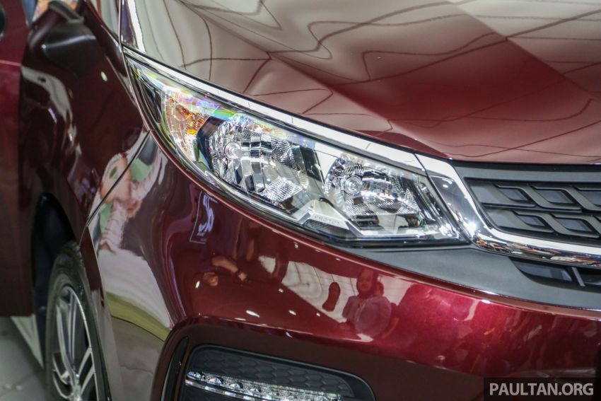2019 Proton Persona facelift previewed, March launch Image #932334