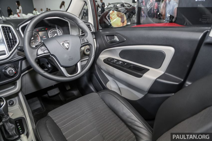 2019 Proton Persona facelift previewed, March launch Image #932394
