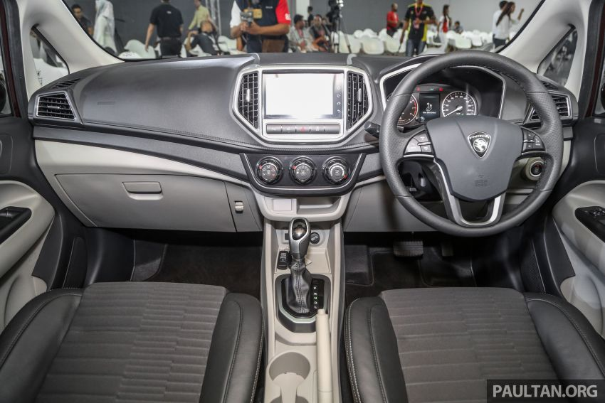 2019 Proton Persona facelift previewed, March launch Image #932378
