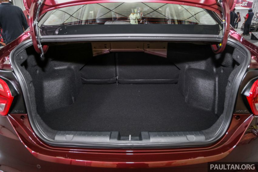 2019 Proton Persona facelift previewed, March launch Image #932405