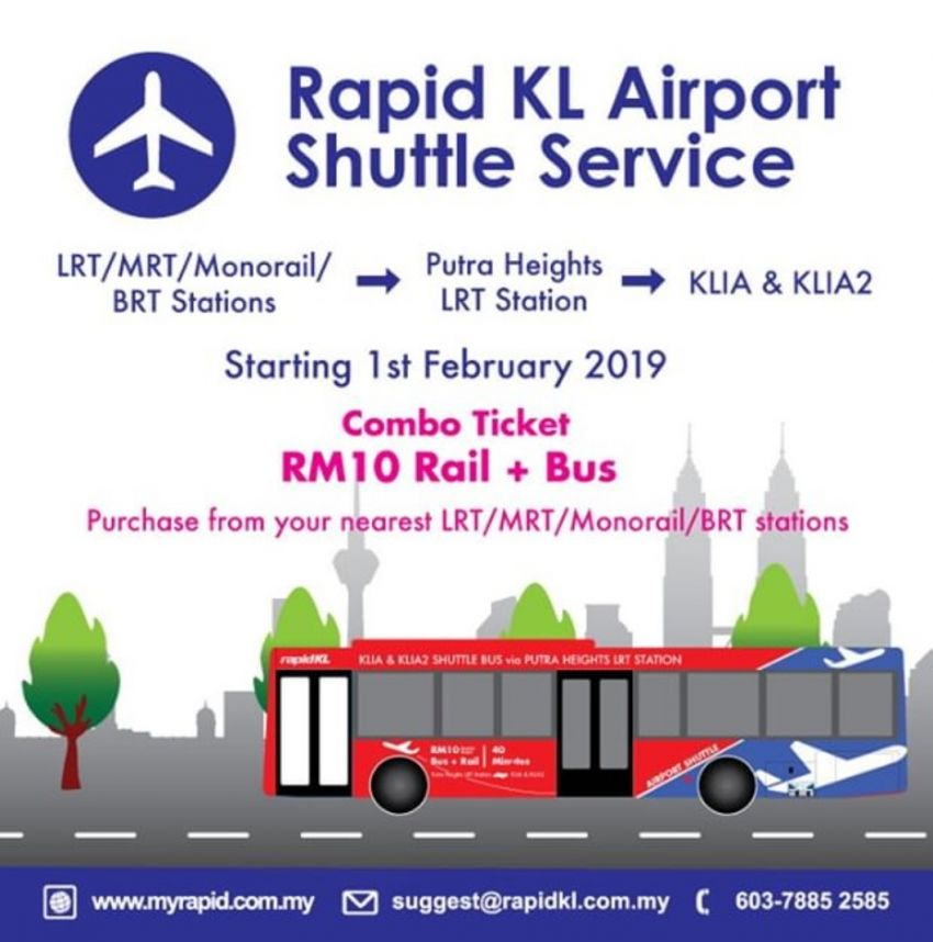 My100 scores 100,000 registrations; RM4/RM10 feeder bus service from Putra Heights LRT to KLIA/KLIA2 Image #931167
