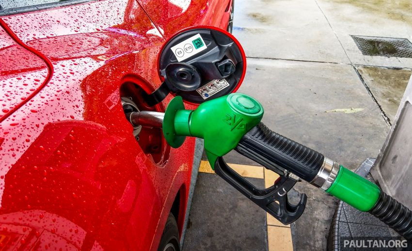 March 2019 week one fuel price – RON 97 goes up Image #928667