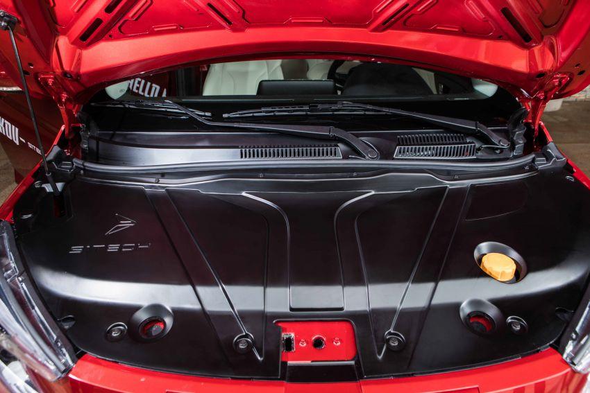 DSK Murni – betul ke hatchback elektrik sepenuhnya dari China ini adalah kereta nasional ketiga? Image #931263