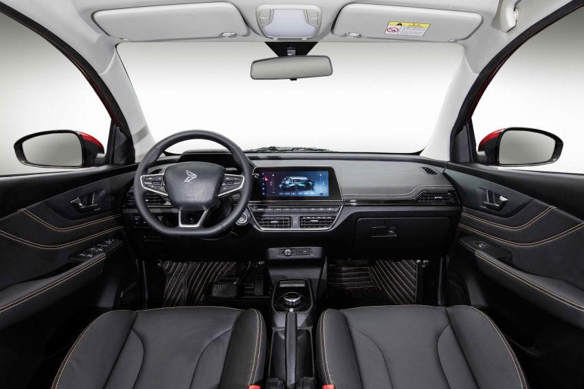 DSK Murni – new EV with 350 km range, 40 minute charge time; Malaysia's third national car maker? Image #931200