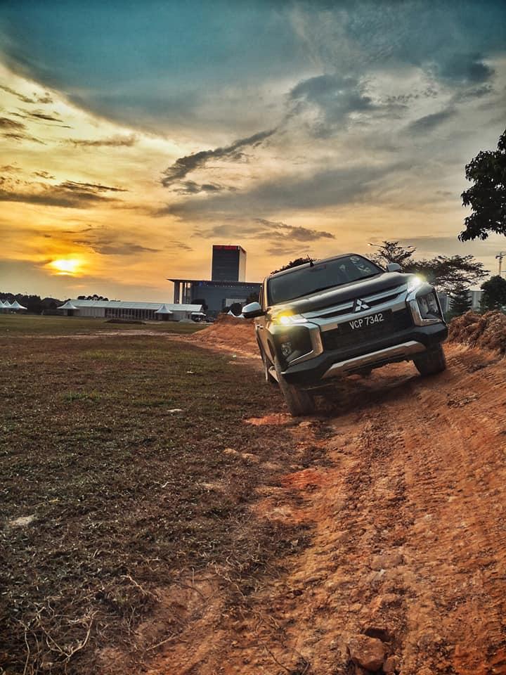 Mitsubishi 4Sure Thrill event in Setia Alam, March 9-10 Image #931033