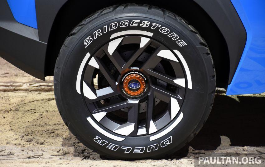 Subaru Viziv Adrenaline Concept – XV masa hadapan? Image #933427
