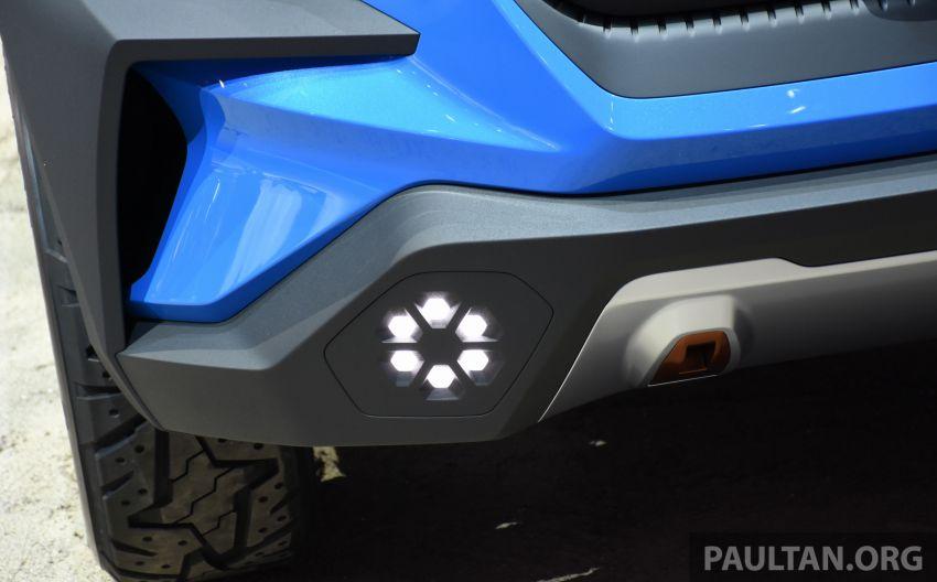 Subaru Viziv Adrenaline concept – to inspire next XV? Image #933119