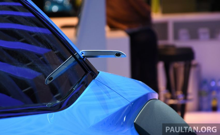 Subaru Viziv Adrenaline concept – to inspire next XV? Image #933121