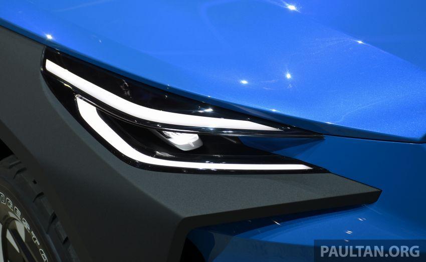 Subaru Viziv Adrenaline concept – to inspire next XV? Image #933123