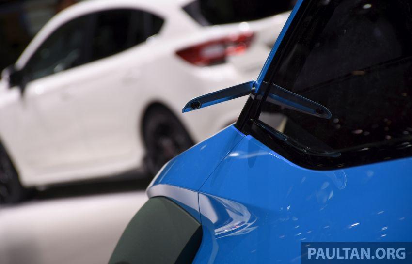 Subaru Viziv Adrenaline concept – to inspire next XV? Image #933126