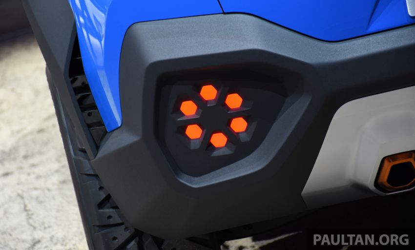 Subaru Viziv Adrenaline Concept – XV masa hadapan? Image #933425