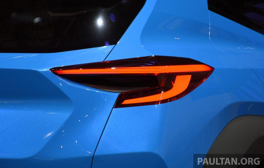 Subaru Viziv Adrenaline concept – to inspire next XV? Image #933116