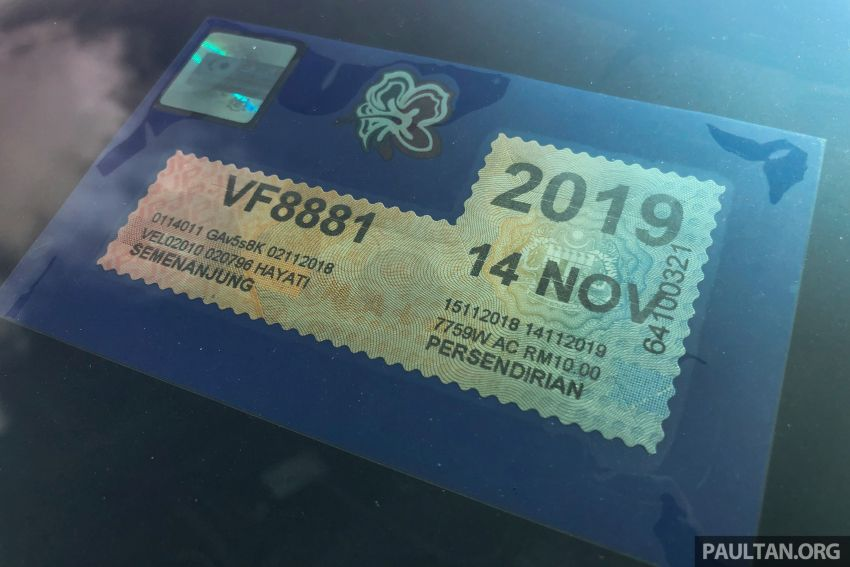 Local EV road tax to finally switch to kW-based rate? Image #932796