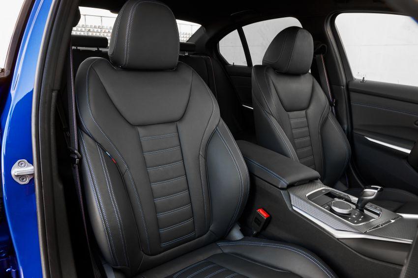 BMW 3 Series G20 dilancarkan di M'sia – 330i M Sport, 2.0L TwinPower, 258 hp/400 Nm, harga RM328,800 Image #939828