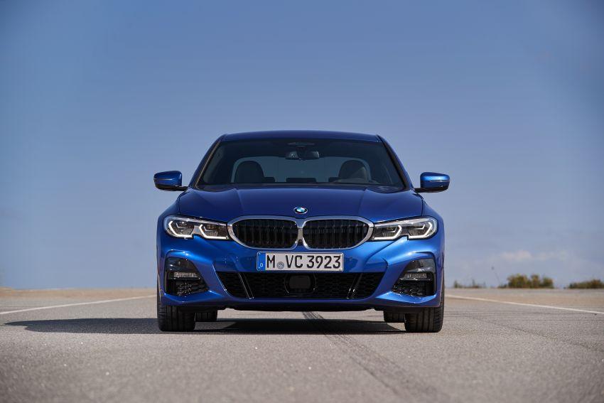 BMW 3 Series G20 dilancarkan di M'sia – 330i M Sport, 2.0L TwinPower, 258 hp/400 Nm, harga RM328,800 Image #939816