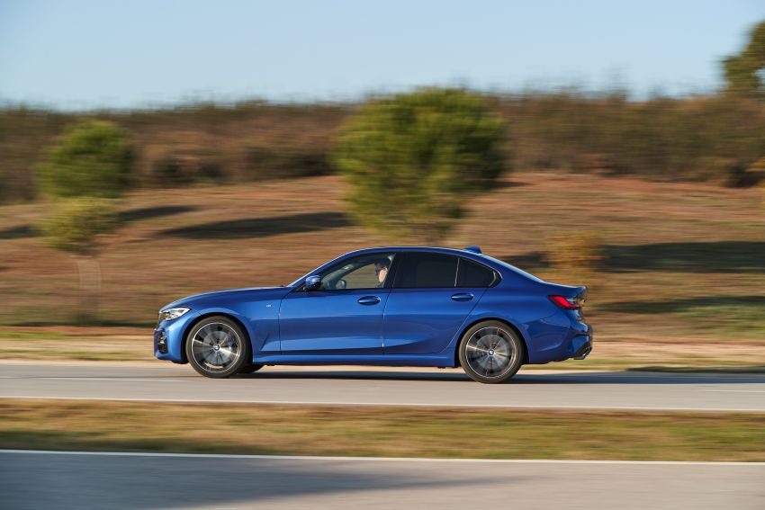 BMW 3 Series G20 dilancarkan di M'sia – 330i M Sport, 2.0L TwinPower, 258 hp/400 Nm, harga RM328,800 Image #939820