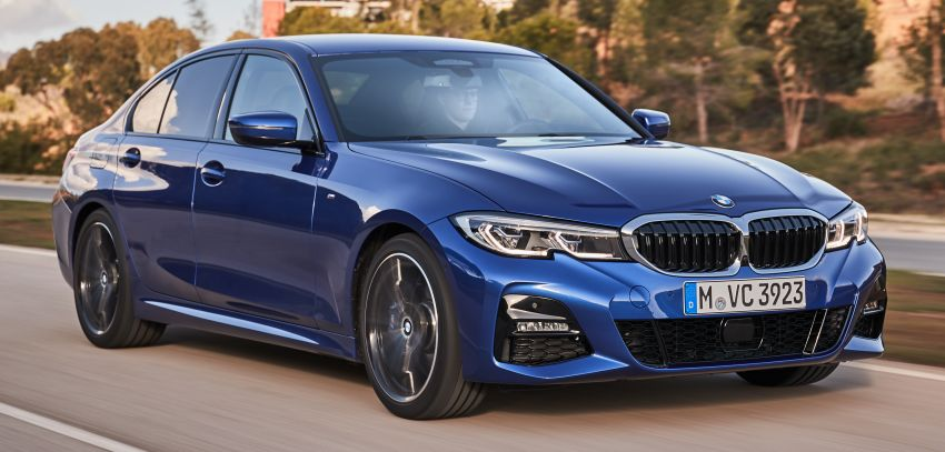 BMW 3 Series G20 dilancarkan di M'sia – 330i M Sport, 2.0L TwinPower, 258 hp/400 Nm, harga RM328,800 Image #939822