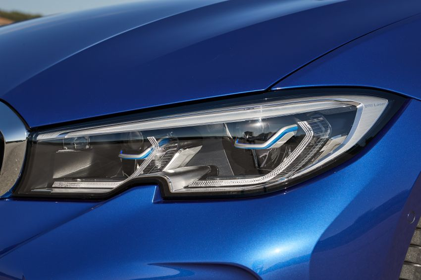 BMW 3 Series G20 dilancarkan di M'sia – 330i M Sport, 2.0L TwinPower, 258 hp/400 Nm, harga RM328,800 Image #939824