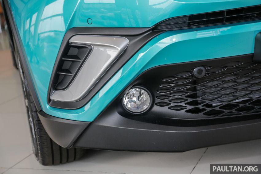 GALLERY: 2019 Toyota C-HR – new wheels, CarPlay Image #928136